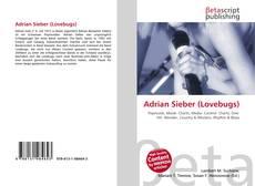 Buchcover von Adrian Sieber (Lovebugs)