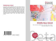 Buchcover von Middle Bass Island
