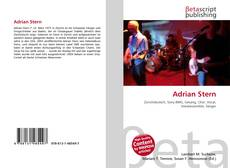 Bookcover of Adrian Stern