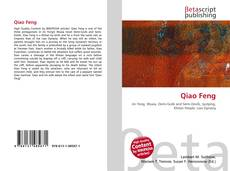 Portada del libro de Qiao Feng
