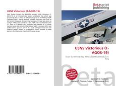 Bookcover of USNS Victorious (T-AGOS-19)