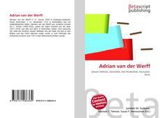 Couverture de Adrian van der Werff