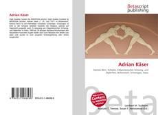Couverture de Adrian Käser