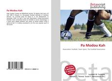 Bookcover of Pa Modou Kah