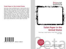 Capa do livro de Toilet Paper in the United States