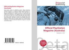 Bookcover of Official PlayStation Magazine (Australia)