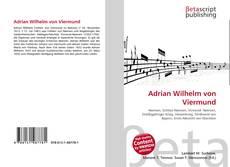 Обложка Adrian Wilhelm von Viermund