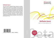 Bookcover of Raffaele Ganci