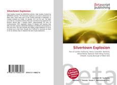 Silvertown Explosion的封面