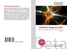 Bookcover of Wallerian Degeneration