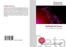 Bookcover of Raffaele Di Fusco
