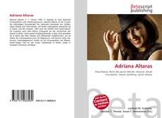 Bookcover of Adriana Altaras
