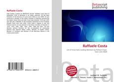 Capa do livro de Raffaele Costa