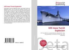 Bookcover of USS Iowa Turret Explosion