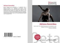 Portada del libro de Adriana Karembeu