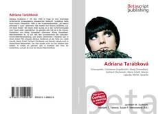 Buchcover von Adriana Tarábková