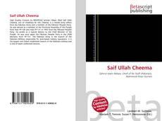 Bookcover of Saif Ullah Cheema