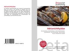 Couverture de Adrianichthyidae