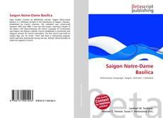 Bookcover of Saigon Notre-Dame Basilica