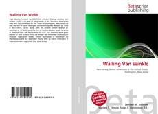 Capa do livro de Walling Van Winkle