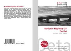 Bookcover of National Highway 35 (India)