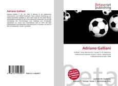 Portada del libro de Adriano Galliani