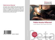 Bookcover of Pablo Acosta Villarreal