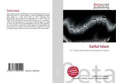 Обложка Saiful Islam