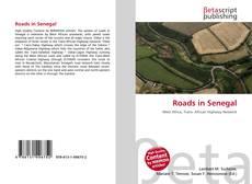 Bookcover of Roads in Senegal