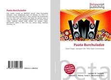 Portada del libro de Paata Burchuladze