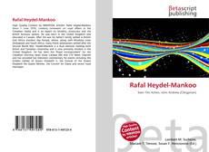 Couverture de Rafal Heydel-Mankoo