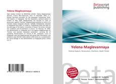 Bookcover of Yelena Maglevannaya