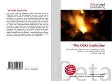Bookcover of The Oaks Explosion