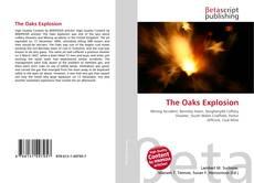 Copertina di The Oaks Explosion