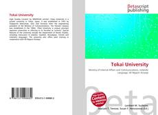 Bookcover of Tokai University