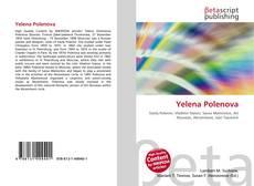 Bookcover of Yelena Polenova