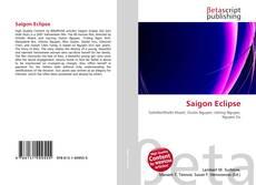 Copertina di Saigon Eclipse