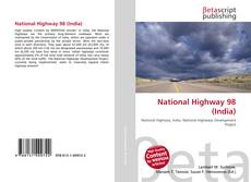 Portada del libro de National Highway 98 (India)