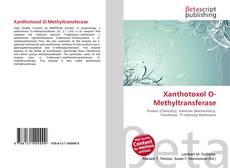 Обложка Xanthotoxol O-Methyltransferase