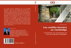 Les conflits fonciers au Cambodge kitap kapağı