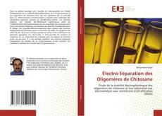 Bookcover of Électro-Séparation des Oligomères de Chitosane