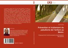 Bookcover of Prévention et traitement du paludisme de l''enfant au Bénin: