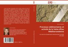 Bookcover of Processus sédimentaires et activité de la Veine d''Eau Méditerranéenne