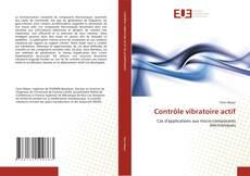 Bookcover of CONTRÔLE VIBRATOIRE ACTIF