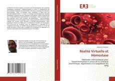 Bookcover of Réalité Virtuelle et Hémostase