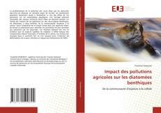 Bookcover of Impact des pollutions agricoles sur les diatomées benthiques