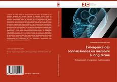 Capa do livro de Émergence des connaissances en mémoire à long terme