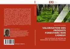 Bookcover of VALORISATION DES PRODUITS FORESTIERS NON LIGNEUX