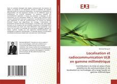 Portada del libro de Localisation et radiocommunication ULB en gamme millimétrique