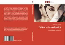 Capa do livro de Théâtre et interculturalité